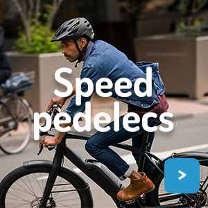 Speed pedelecs