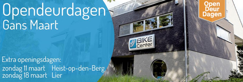 Opendeurdagen Bikecenter